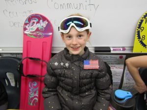 3rd Grade Hero Project - Shaun White