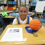 3rd Grade Hero Project - Stephen Curry