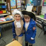 3rd Grade Hero Project - George Washington and Alexander Hamilton