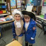 3rd Grade Hero Project - George Washington and Alexander Hamilton