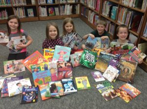 New Books for Eisenhower from the PTO in 2018
