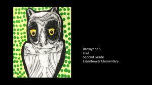 Artwork by Browynne, Grade 2