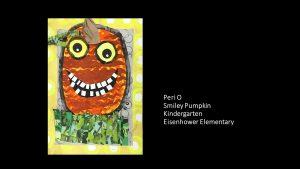Artwork by Peri, Kindergarten