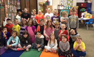 Mrs. David's Kindergarten Class