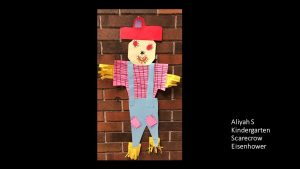 Eisenhower aliyah gk scarecrow