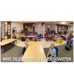 Mrs Deardorff's Kindergarten Class 2021