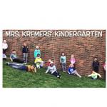 Mrs Kremers Kindergarten Class 2021