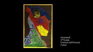 Artwork by Astartae, Grade 3