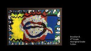 Artwork by Brooklyn, Grade 4