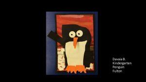 Artwork by Davaia, Kindergarten
