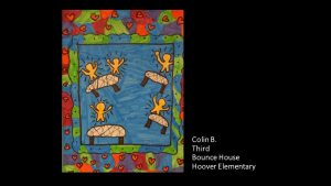 Artwork by Colin, Grade 3