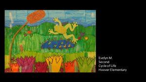 Artwork by Evelyn, Grade 2