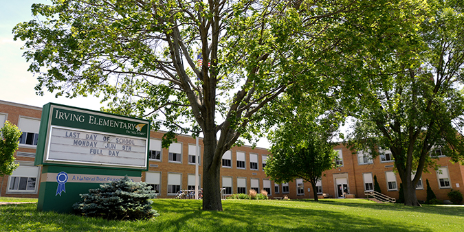 Irving Elementary photo