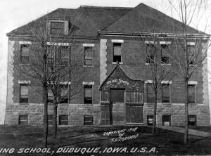 Photo of 1907 Irving School