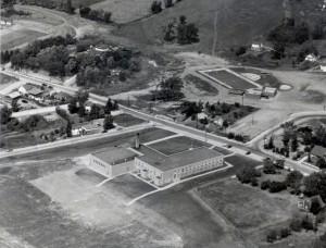 Aerial photo 1953