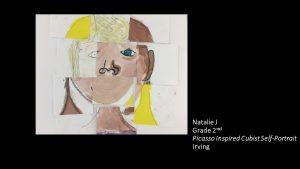 Artwork by Natalie, Grade 2